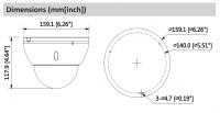 Artikelbild D-IPC-HDBW5241E-ZE (2) --ite