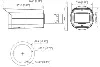 Artikelbild D-IPC-HFW5541T-AS-PV-0360B (3) --ite