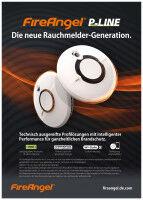 Artikelbild Poster A2 FireAngel Rauchmelder der P-Line Generation (1)