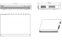 Artikelbild D-XVR5208AN-4KL-X-8P (2) --ite